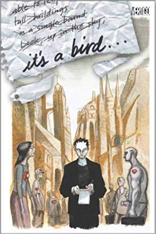 It's a bird--