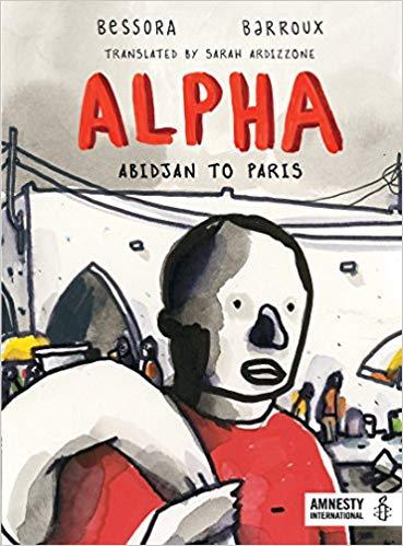 Alpha : Abidjan to Gare du Nord